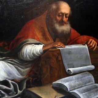 96 - San Giovanni Crisostomo, la Bocca (d'oro) della Verità