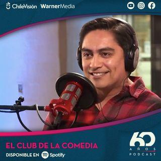 El club de la comedia con Sergio Freire
