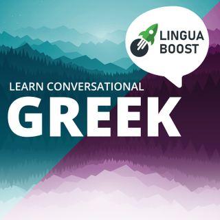 Learn Greek with LinguaBoost