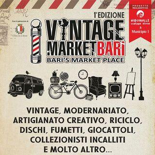 Vintage Market Bari - Diretta streaming