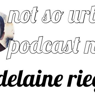 not so urban podcast-nr.15: Madelaine Rieger