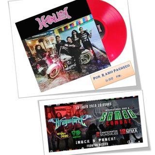 """""""HARLEY -Rock And Punch"""" La Orden del METAL!! Prog Especial"""