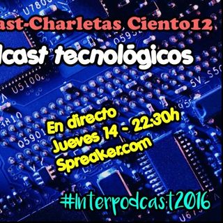 #105. #Interpodcast2016 Charletas Porquepodcast