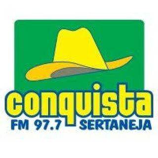 Radio Conquista Fm Com Locutor JC musica Sertaneja Que O Povo Gosta.a Cada 15 Minutos Um Novo Link