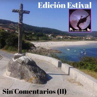 SIN COMENTARIOS II - (2020)