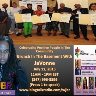 Celebrating Community on Brunch In The Basement With JaVonne