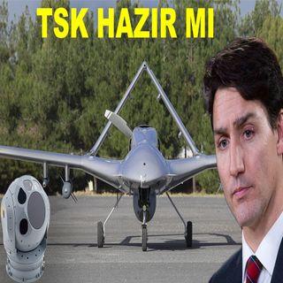 Kanada Ambargosu Tsk'yı Etkiler Mi?