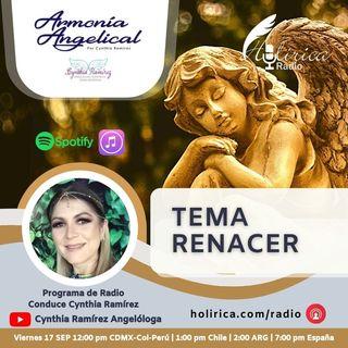 Armonìa Angelical - Renacer