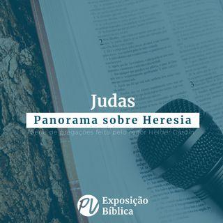 Judas - Panorama sobre Heresia - Hélder Cardin