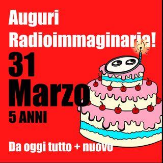 #141e5 5 anni di Radioimmaginaria!
