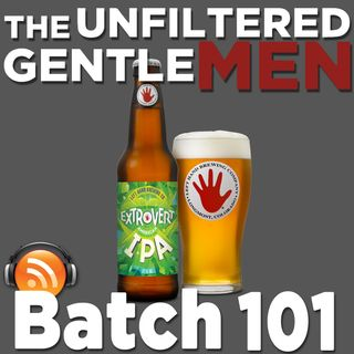 Batch101: Left Hand Brewing's Extrovert IPA & New Homebrew