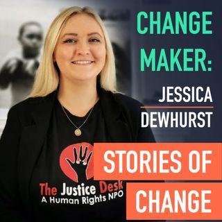 Change Maker: Jessica Dewhurst