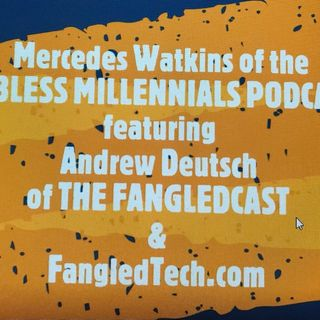 Episode 21 - Jobless Millennials: Millennial Business Matters with Fangled Tech's Andrew Deutsch