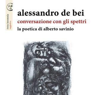 """Alessandro De Bei """"Conversazione con gli spettri"""""""