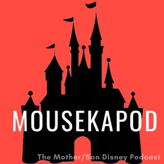Mousekapod Ep.2 - Our Top 15 Rides in DisneyWorld!