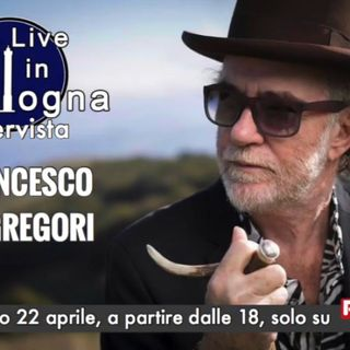 Intervista a Francesco De Gregori (22/04/2017)