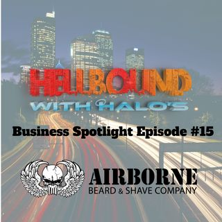 """Airborne Beard and Shave"" Business Spotlight"