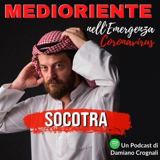 SOCOTRA, L'ISOLA REMOTA
