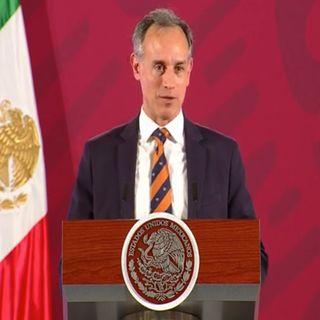 López Gatell, recomienda suspender actividades no esenciales a partir del 23 de marzo