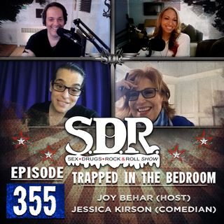 Joy Behar & Jessica Kirson (Host & Comedian) - Trapped In The Bedroom