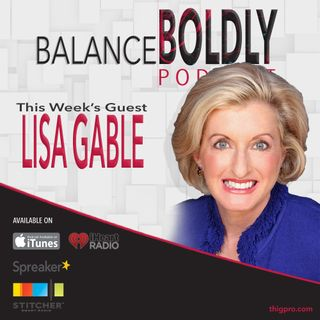 Being a Catalyst for Change with Lisa Gable