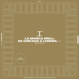 LA MUSICA DRILL: DA CHICAGO A LONDRA  PT.1