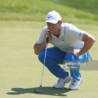 TRAVELERS CHAMPIONSHIP - Rory McIlroy Day One