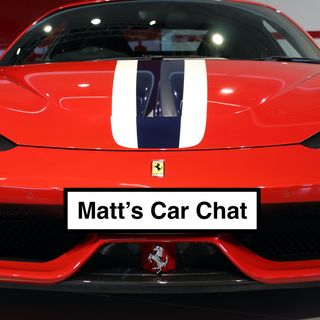 Matt's Car Chat Episode 3: My experience of driving experiences