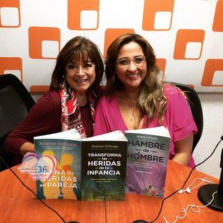 ¿Cómo sanar el interior? Escucha a la psicoterapeuta Anamar Orihuela.