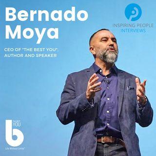 """Episode #41: Bernardo Moya with """"The Question"""""""