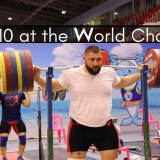 World Champs Day 10   L A S H A   T H E   G R E A T E S T