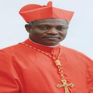 Turkson Card Peter Kodwo Appiah   Peter Cardinal