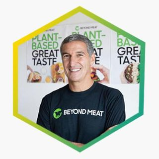 Beyond Meat - The Future of Food w/ Executive Chair Seth Goldman & Sister Jenna