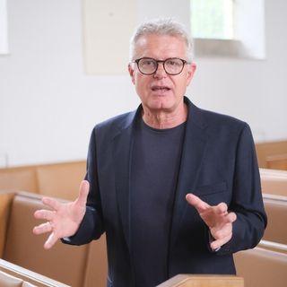 17. søndag efter trinitatis. Peter Birch i samtale med Laura Lundager Jensen