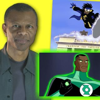 #342: Phil LaMarr - the talented voice artist behind Green Lantern and Static!