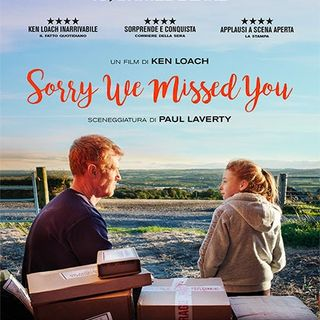 "Diari di Cineclub ""Sorry we missed you"" (2019)  di Ken Loach Recensione di Maria Rosaria Capozzi"