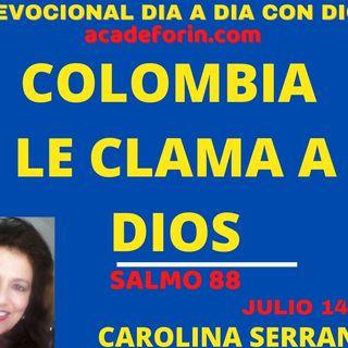 COLOMBIA CLAMA A DIOS