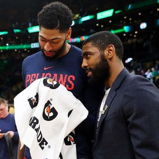 Celtics Fans Show Love For Pelicans Superstar Anthony Davis