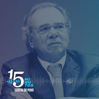 O projeto de Paulo Guedes: vender tudo!