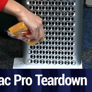 Mac Pro Teardown: yes, it grates cheese! | TWiT Bits