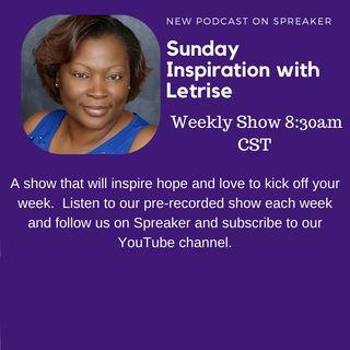 Sunday Inspiration Ep1