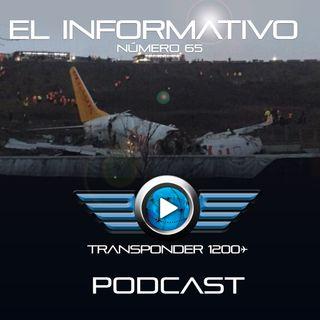 Resumen Informativo 09 | enero | 2021 - Podcast 65