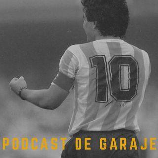 Hablando de D10S, homenaje a Maradona