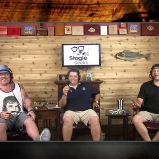 Stogie Geeks #237 - Chillin' With the Stick