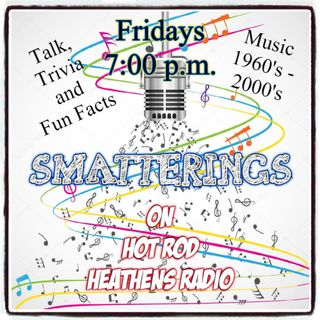 Smatter on Hot Rod Heathens Radio .12 4/16/21