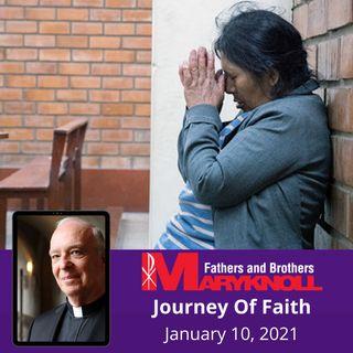 Journey of Faith, Isaiah 55:3, January 10, 2021