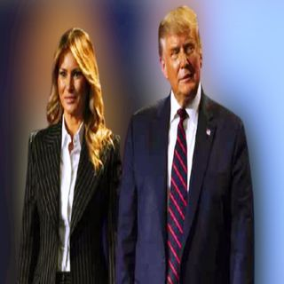 President Trump And First Lady Melania Test Positive For COVID-19