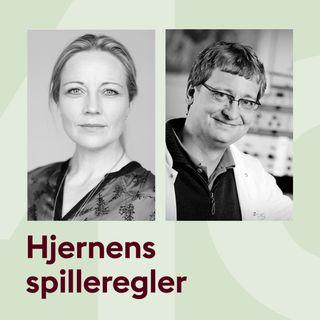 Hjernens spilleregler med Anette Prehn og Troels W. Kjær