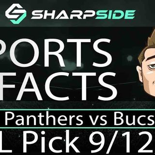 FREE Thursday Night NFL Betting Pick - Panthers vs Bucs