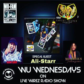 Wu Wednesday w/ AliStarr